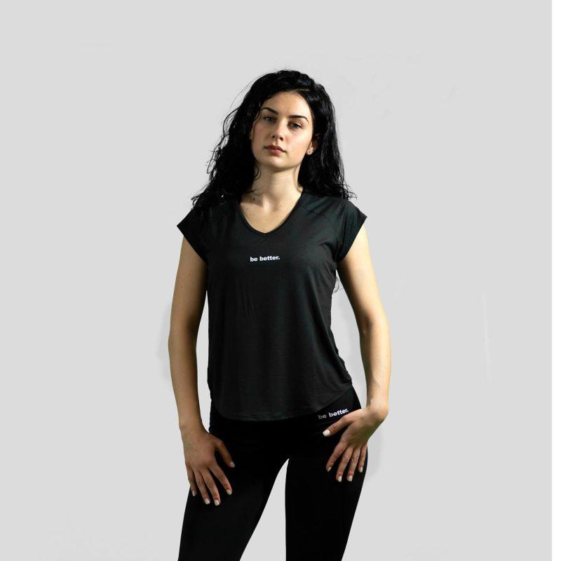 maglietta nera 1