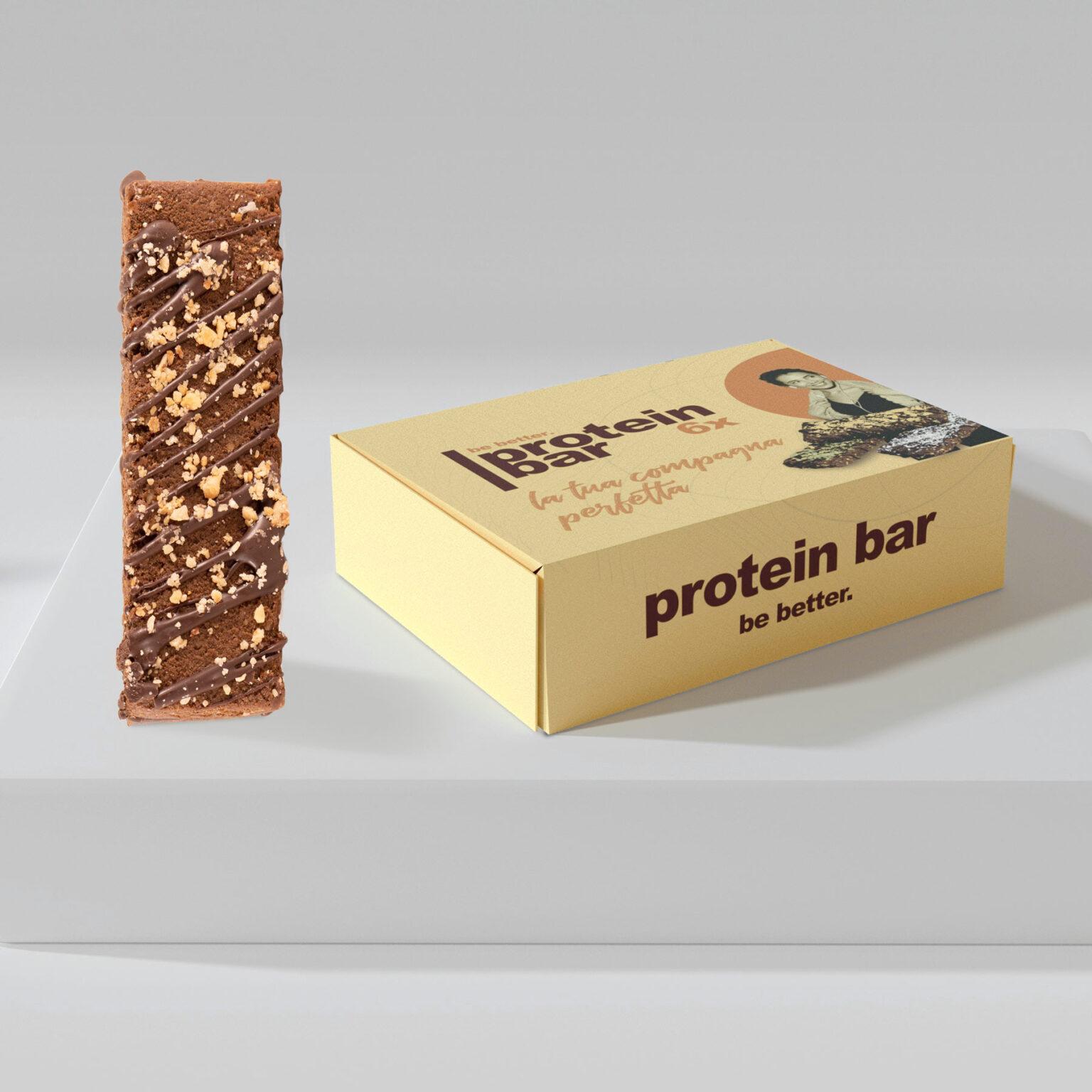 proteiin bar nocciola