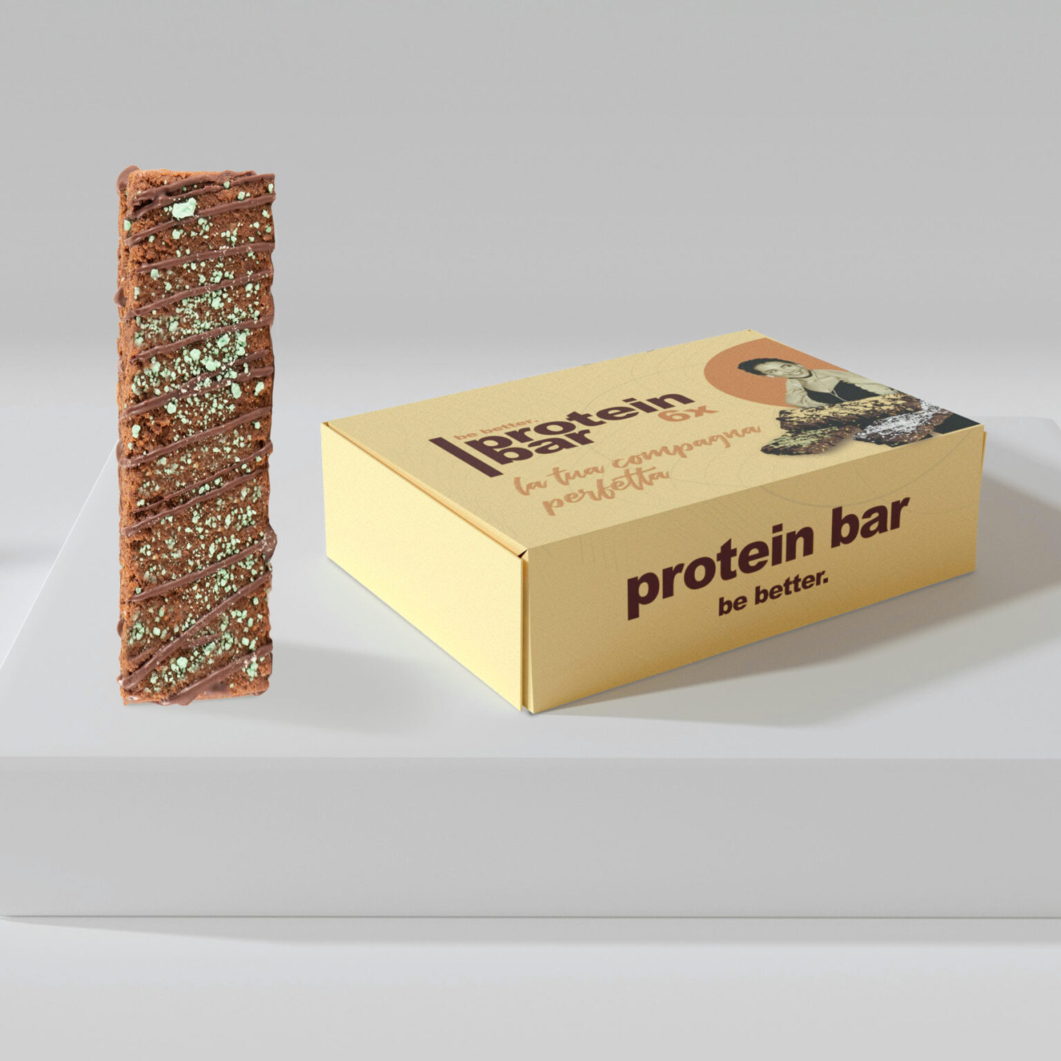 proteiin bar menta